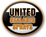 United Sealants Sprays